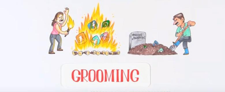 Campañas de Grooming y Material de Abuso Sexual Infantil en Teprotejo.org